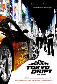 The Cover of Tokyo Drift